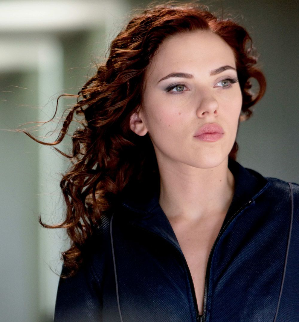Scarlett Johansson – The 26-year-old actress stars in The Avengers ...