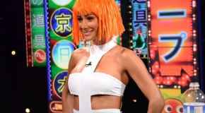 Sara Underwood as Leeloo – hottie